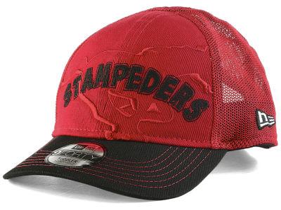 59b830b58 Calgary Stampeders New Era CFL Toddler 2 Tone Stitcher 9FORTY Cap