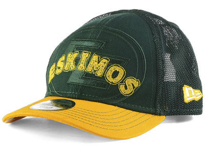 Edmonton Eskimos New Era CFL Toddler 2 Tone Stitcher 9FORTY Cap