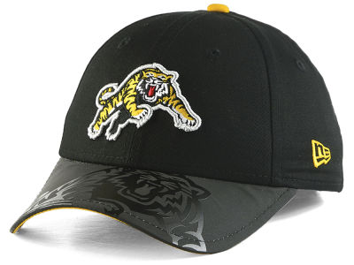 Hamilton Tiger-Cats New Era CFL Youth Reflectavize Adjustable Cap