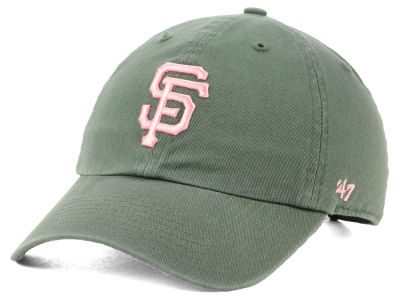 San Francisco Giants '47 MLB Moss Pink '47 CLEAN UP Cap
