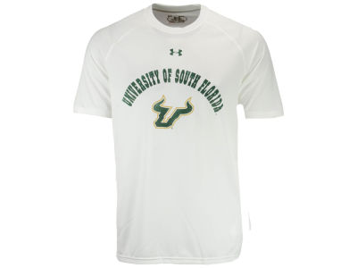 South Florida Bulls Under Armour NCAA Men's Arch Wordmark Tech T-Shirt