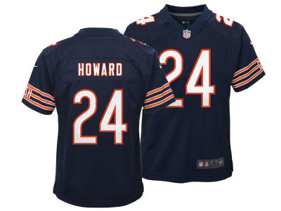 Chicago Bears Jordan Howard Nike NFL Youth Game Jersey