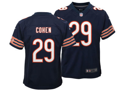Chicago Bears Tarik Cohen Nike NFL Youth Game Jersey
