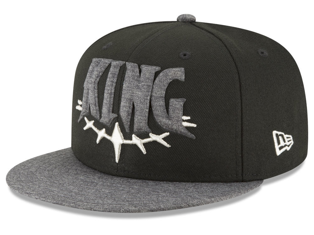 Marvel Black Panther King 9FIFTY Snapback Cap  205544fd448