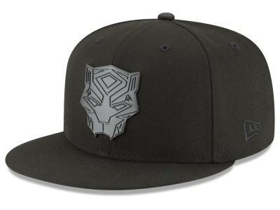 Marvel Black Panther Metal Badge 9FIFTY Snapback Cap