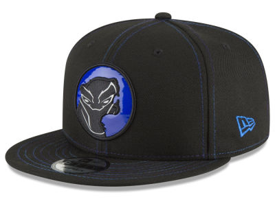 Marvel Black Panther 2 Face 9FIFTY Snapback Cap