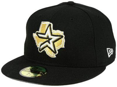 Houston Astros New Era MLB Houston Customs 59FIFTY Cap