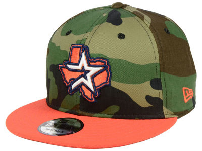 Houston Astros New Era MLB Houston Customs 9FIFTY Snapback Cap