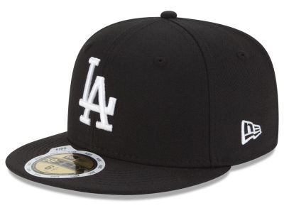 Los Angeles Dodgers New Era MLB Basic Youth 59FIFTY Cap