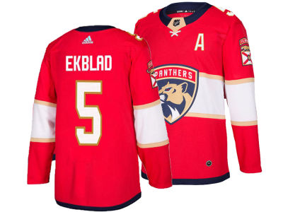 Florida Panthers Aaron Ekblad adidas NHL Authentic Player Jersey