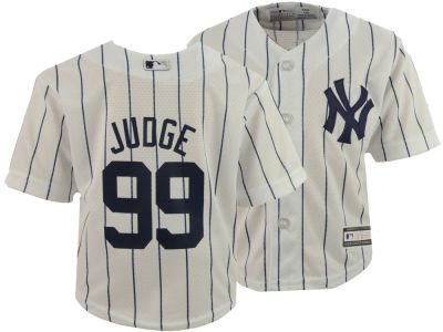 New York Yankees Aaron Judge Majestic MLB Infant Player Replica Cool Base Jersey