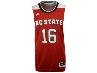 North Carolina State Wolfpack adidas 2017 NCAA Men's Replica Basketball Jersey