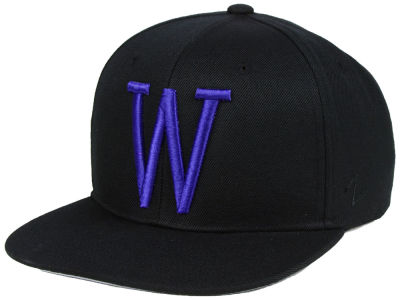 Washington Huskies Zephyr NCAA Don James Tribute Snapback Cap