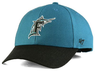 Miami Marlins '47 MLB Cooperstown MVP Cap