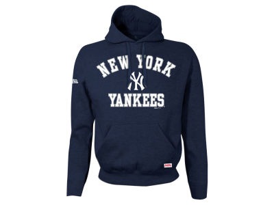 New York Yankees MLB Youth Poly Stitches Hoodie
