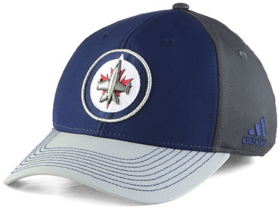 Winnipeg Jets adidas NHL Structured Flex Cap