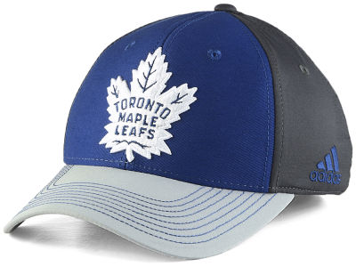 Toronto Maple Leafs adidas NHL Structured Flex Cap