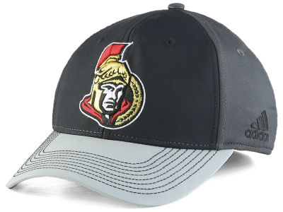 Ottawa Senators adidas NHL Structured Flex Cap