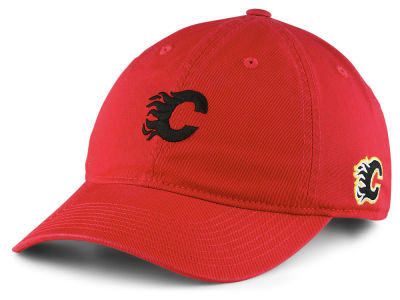 Calgary Flames adidas NHL Dad Adjustable Cap
