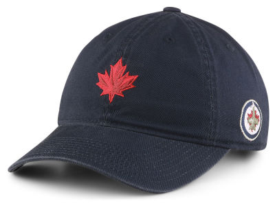 Winnipeg Jets adidas NHL Dad Adjustable Cap