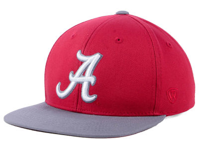 Alabama Crimson Tide Top of the World NCAA Youth Maverick Snapback Cap