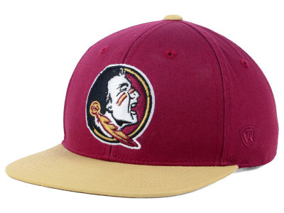 Florida State Seminoles Top of the World NCAA Youth Maverick Snapback Cap