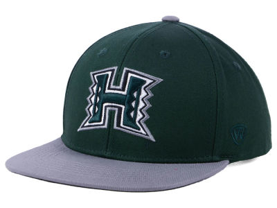Hawaii Warriors Top of the World NCAA Youth Maverick Snapback Cap