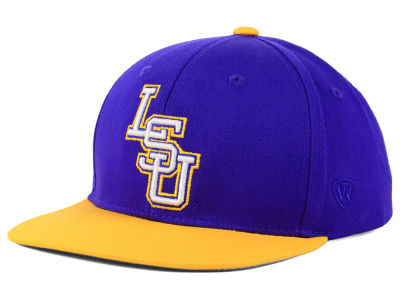 LSU Tigers Top of the World NCAA Youth Maverick Snapback Cap