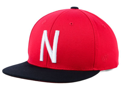 Nebraska Cornhuskers Top of the World NCAA Youth Maverick Snapback Cap