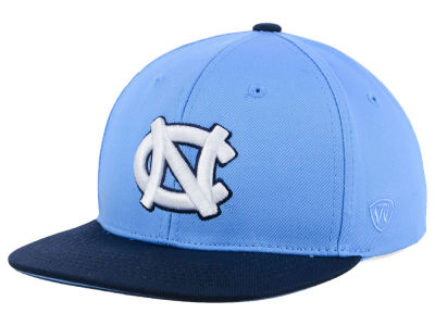 North Carolina Tar Heels Top of the World NCAA Youth Maverick Snapback Cap