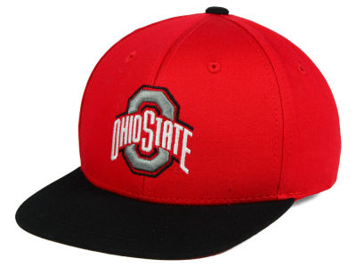 Ohio State Buckeyes Top of the World NCAA Youth Maverick Snapback Cap