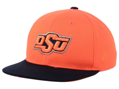 Oklahoma State Cowboys Top of the World NCAA Youth Maverick Snapback Cap