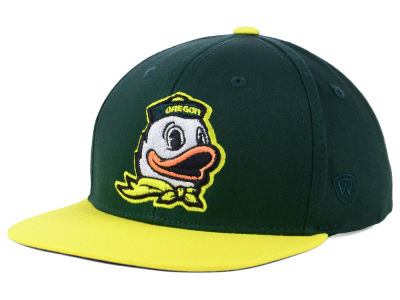 Oregon Ducks Top of the World NCAA Youth Maverick Snapback Cap