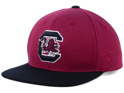 South Carolina Gamecocks Top of the World NCAA Youth Maverick Snapback Cap