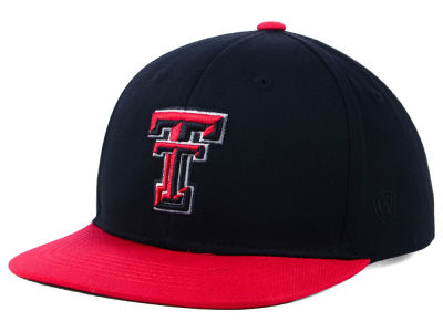 Texas Tech Red Raiders Top of the World NCAA Youth Maverick Snapback Cap