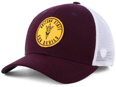 Arizona State Sun Devils Top of the World NCAA Coin Trucker Cap