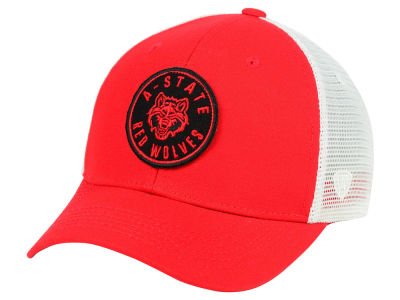 Arkansas State Red Wolves Top of the World NCAA Coin Trucker Cap