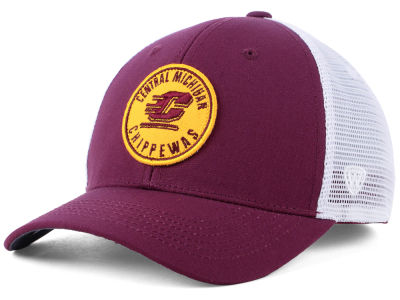 Central Michigan Chippewas Top of the World NCAA Coin Trucker Cap