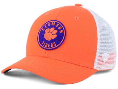 Clemson Tigers Top of the World NCAA Coin Trucker Cap