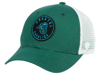 Coastal Carolina Chanticleers Top of the World NCAA Coin Trucker Cap