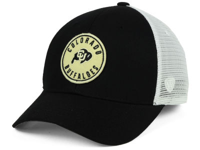 Colorado Buffaloes Top of the World NCAA Coin Trucker Cap