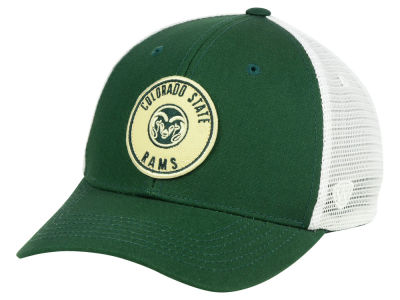 Colorado State Rams Top of the World NCAA Coin Trucker Cap