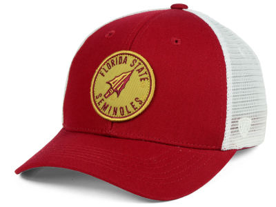 Florida State Seminoles Top of the World NCAA Coin Trucker Cap