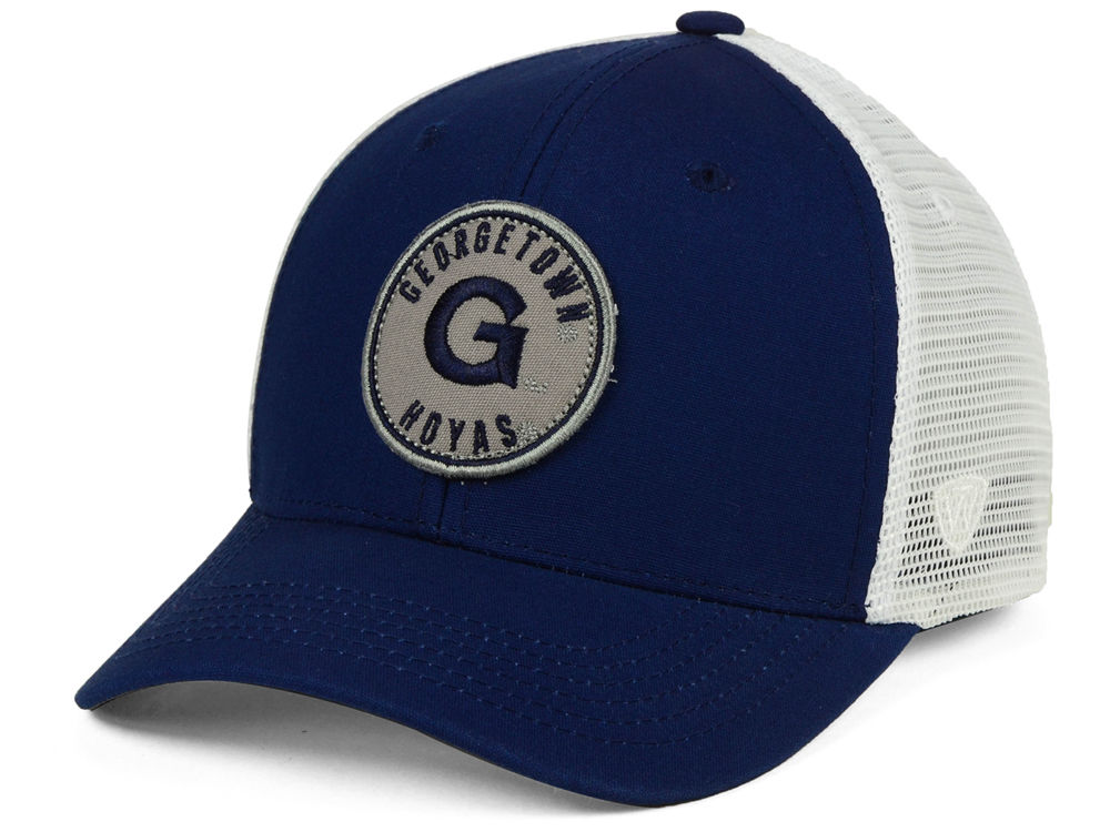 new product afe7d 54aea ... closeout georgetown hoyas top of the world ncaa coin trucker cap 5f009  6f95e