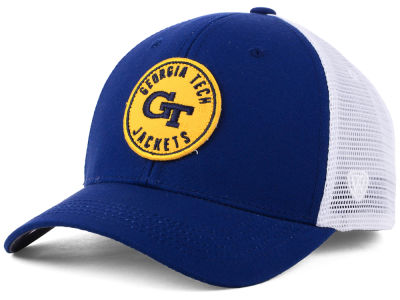 Georgia-Tech Top of the World NCAA Coin Trucker Cap