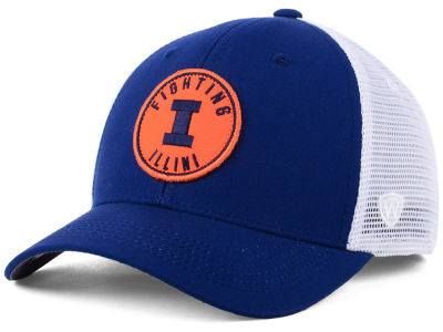 Illinois Fighting Illini Top of the World NCAA Coin Trucker Cap