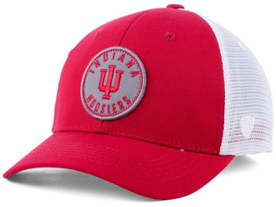 Indiana Hoosiers Top of the World NCAA Coin Trucker Cap