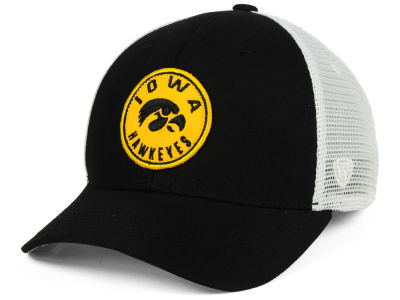 Iowa Hawkeyes Top of the World NCAA Coin Trucker Cap