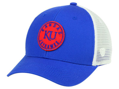 Kansas Jayhawks Top of the World NCAA Coin Trucker Cap
