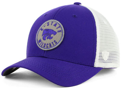 Kansas State Wildcats Top of the World NCAA Coin Trucker Cap